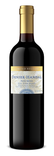 Denier Handal Family Selection from Mendocino County AVA
