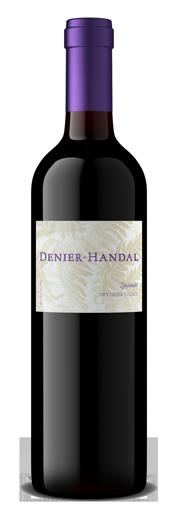 Denier Handal Zinfandel from Dry Creek Valley